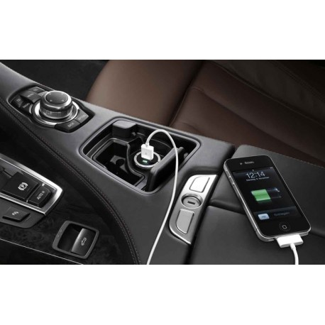 Chargeur USB Double BMW
